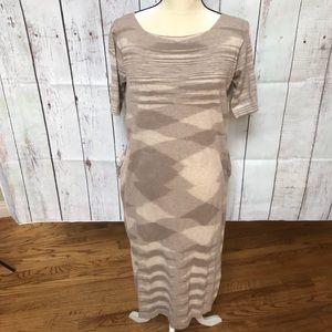 Lauren Manoogian sweater dress, size M